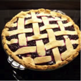 elderberry pie